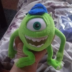 Kids Monster University keychain and Dora the Expl